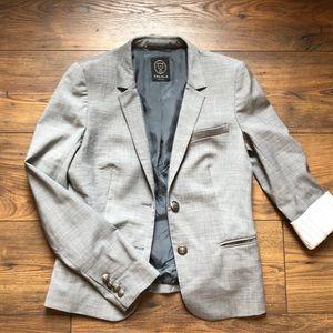 Aritzia Talula Blazer, Classic Style in Grey!